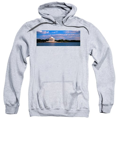 Monument On The Waterfront, Jefferson Sweatshirt by Panoramic Images