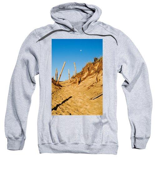 Moon And Dunes Sweatshirt
