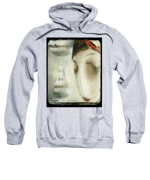 Moon Face Sweatshirt