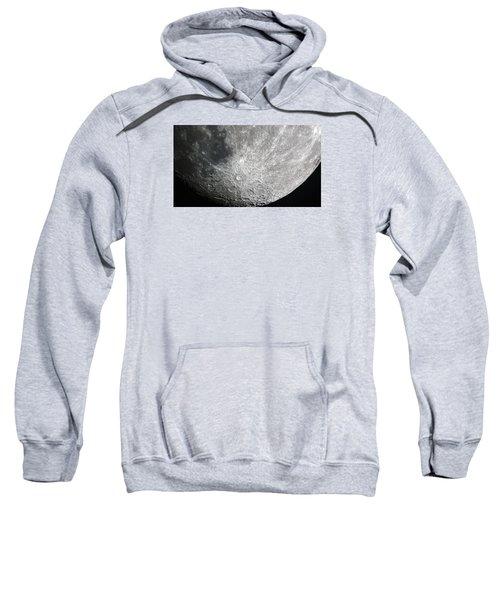 Moon Hi Contrast Sweatshirt