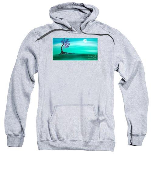 Moonlit Palm Sweatshirt