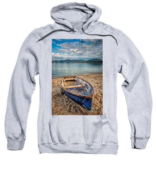 Morfa Nefyn Boat Sweatshirt
