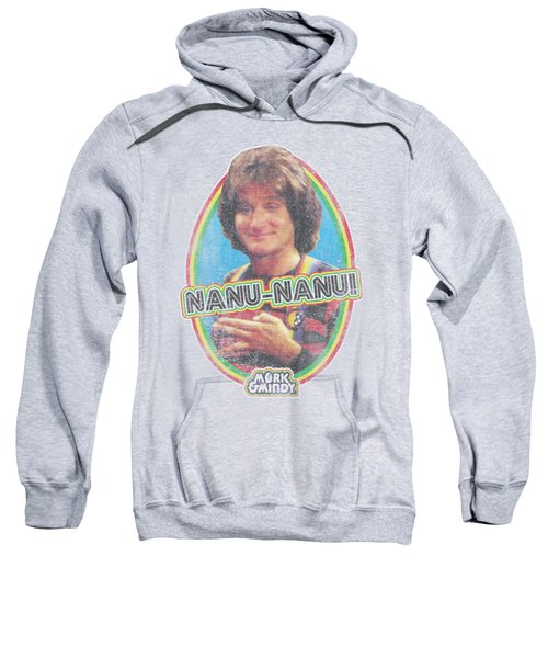 Mork And Mindy - Nanu Nanu Sweatshirt