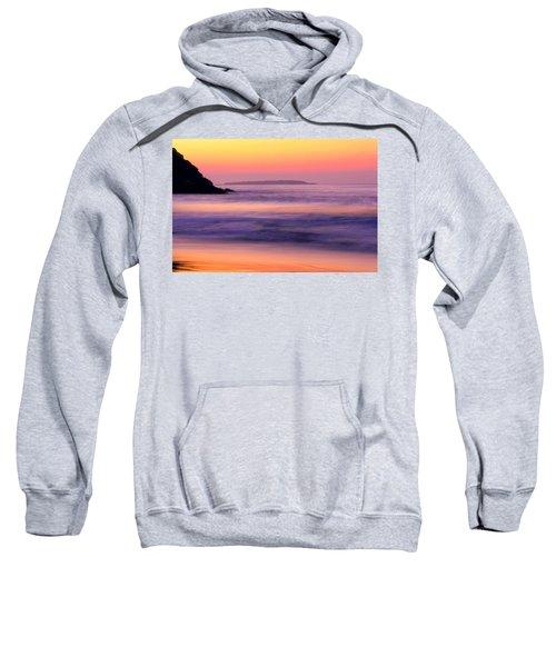 Morning Dream Singing Beach Sweatshirt