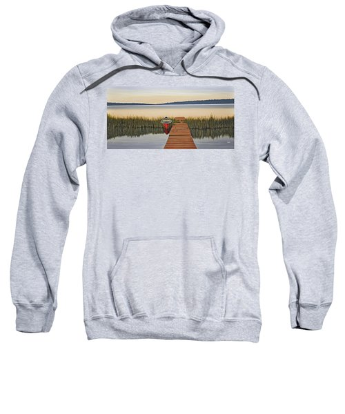 Morning Has Broken Sweatshirt