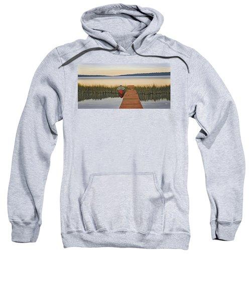 Morning Has Broken Sweatshirt