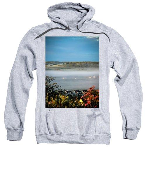 Morning Mist Over Lissycasey Sweatshirt