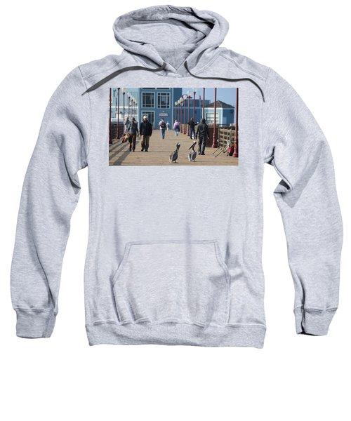 Morning Stroll  Sweatshirt