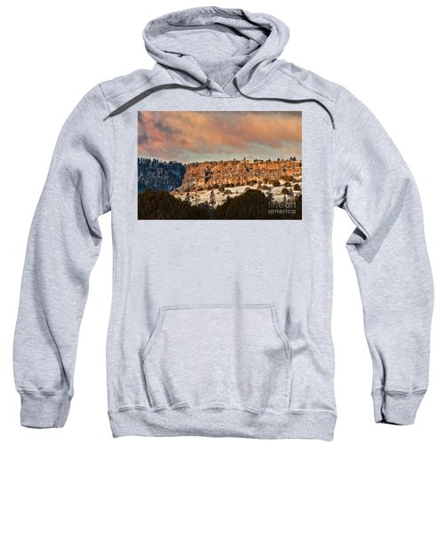 Morning Sun On The Ridge Sweatshirt
