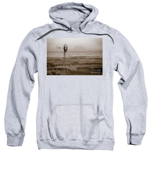 Morro Bay Windmill Sweatshirt