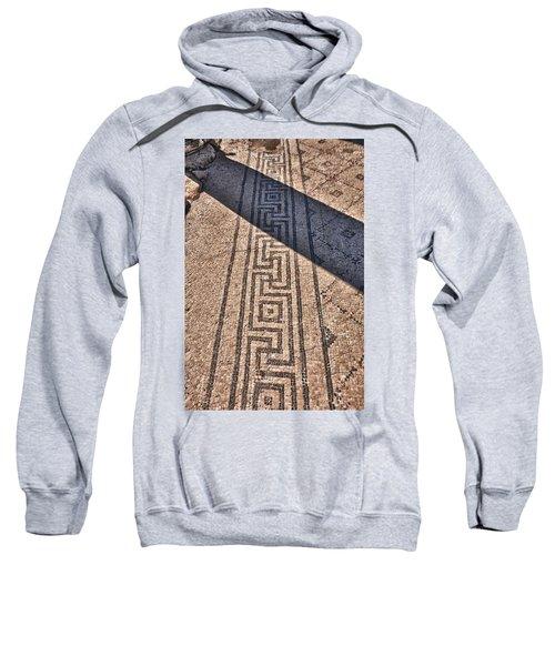 Mosaic 1 Beit Sha'en Israel Sweatshirt