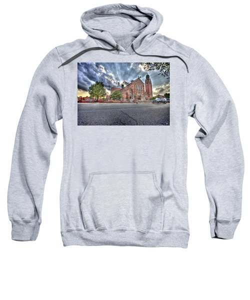 Most Holy Redeemer Catholic Church Detroit Mi Sweatshirt
