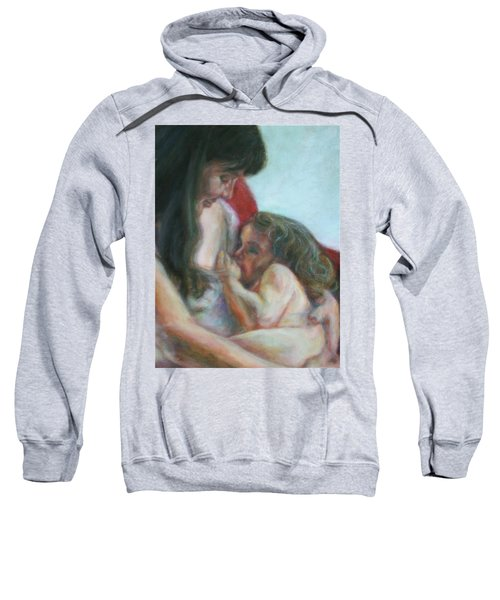 Mother And Child - Detail Sweatshirt