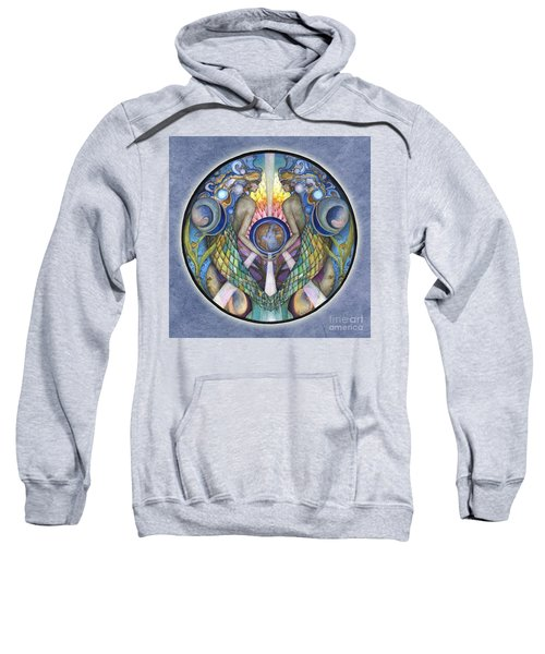 Mother Ocean Mandala Sweatshirt