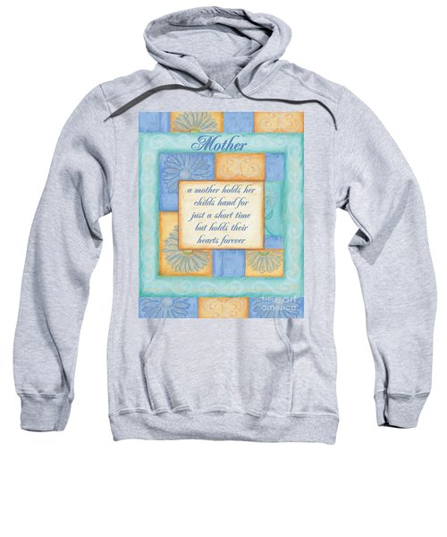 Mother's Day Spa Card Sweatshirt