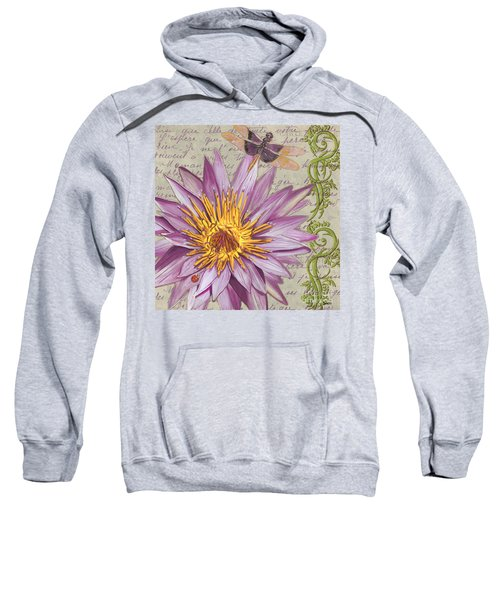 Moulin Floral 1 Sweatshirt