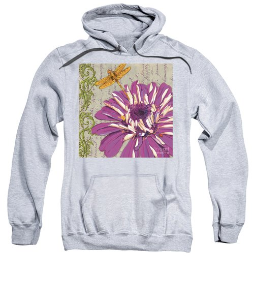 Moulin Floral 2 Sweatshirt