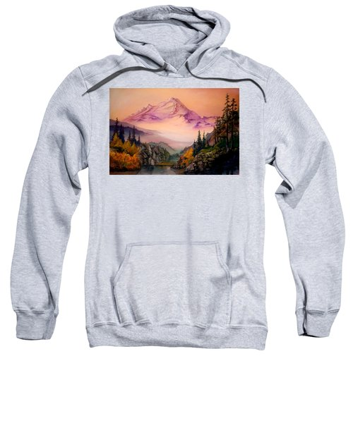 Mount Baker Morning Sweatshirt