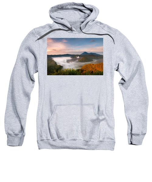 Mount Bromo Sunrise Sweatshirt
