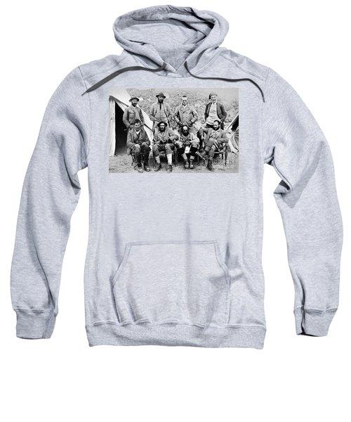 Mount Everest Expedition Sweatshirt