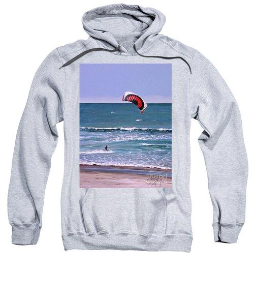 Mount Maunganui 160308 Sweatshirt