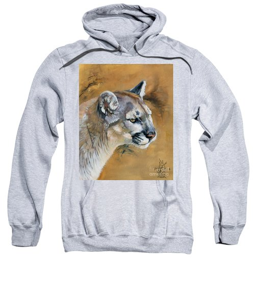 Mountain Lion Sweatshirt