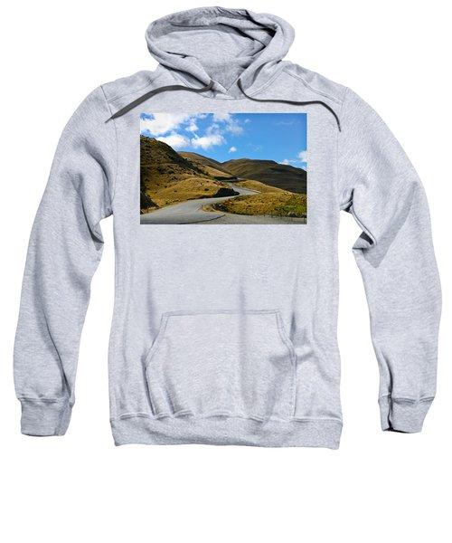 Mountain Pass Road Sweatshirt