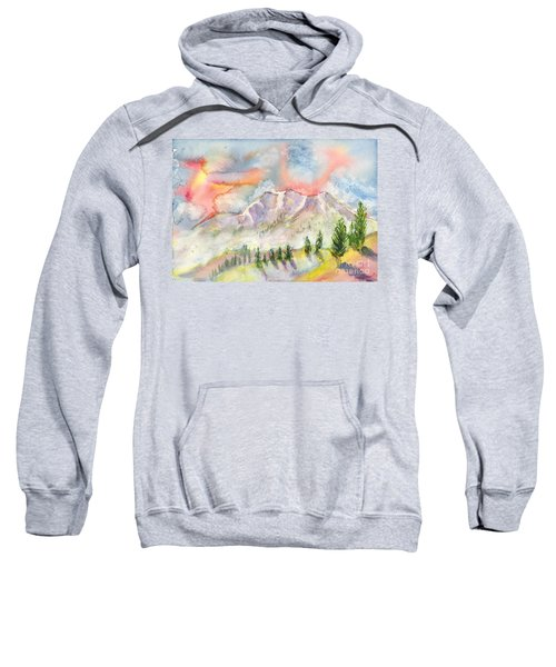 Mountain Sunset Sweatshirt