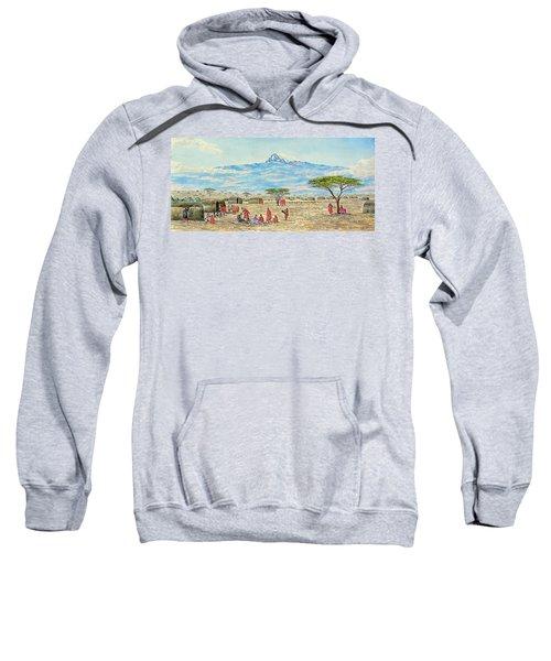 Mountain Village Sweatshirt