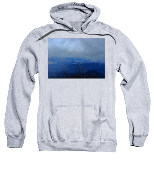 Mountains And Ice Sweatshirt