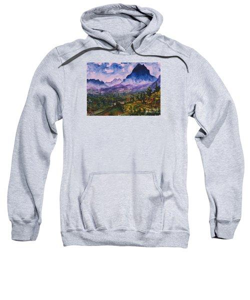 Mountains Of Pyrenees  Sweatshirt