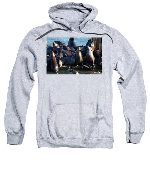 Move Over Sweatshirt