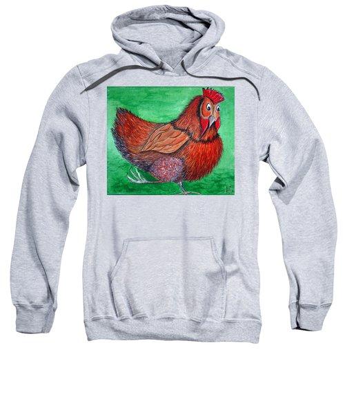 Mrs Chicken Sweatshirt