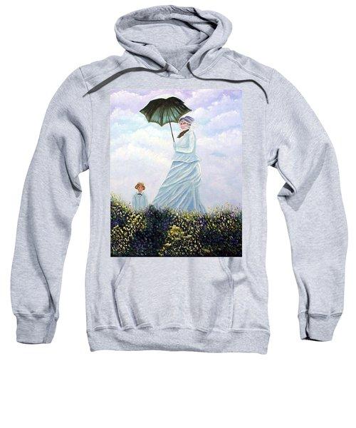 Mrs. Monet And Son Sweatshirt