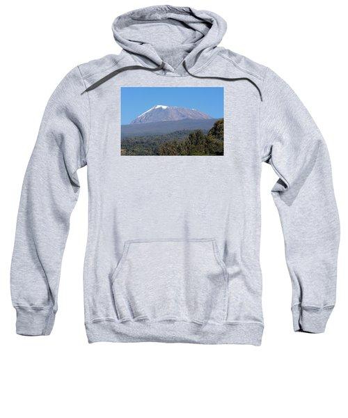 Mt Kilimanjaro  Sweatshirt