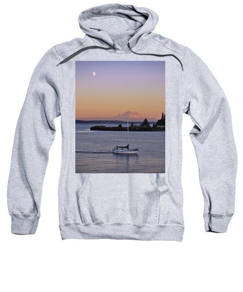 Mt. Rainier Afterglow Sweatshirt
