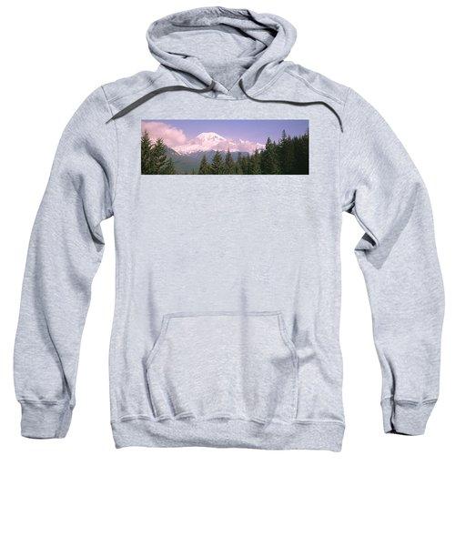 Mt Ranier Mt Ranier National Park Wa Sweatshirt