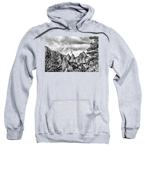 Mt. Whitney Sweatshirt by Peggy Hughes