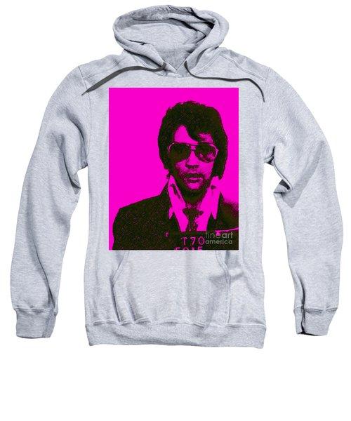 Mugshot Elvis Presley M80 Sweatshirt