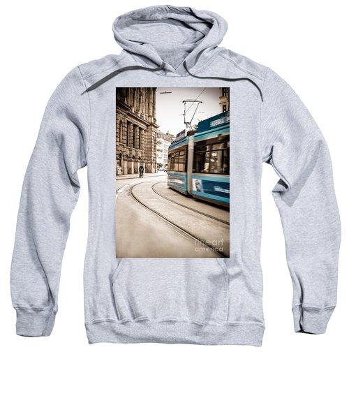 Munich City Traffic Sweatshirt