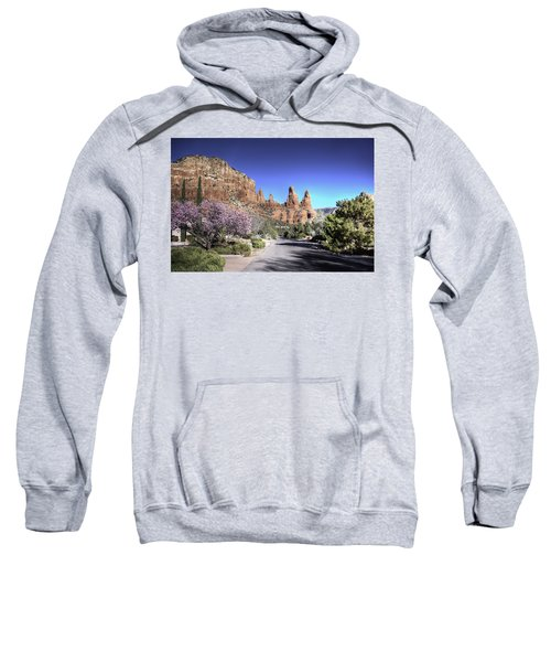 Mushroom Rock Sweatshirt