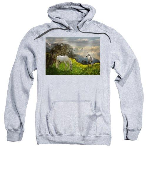 Mustard Reunion Sweatshirt