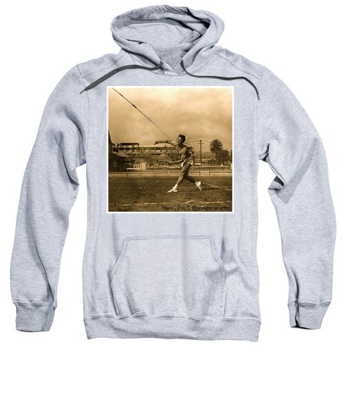 My #hero, George Porter, 1968 Sweatshirt