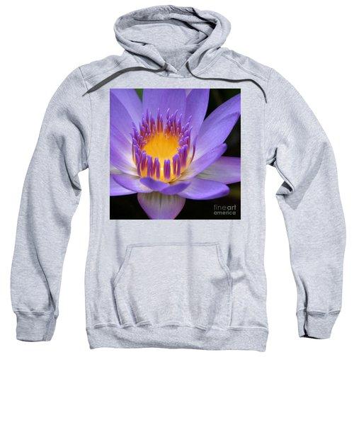 My Soul Dressed In Silence Sweatshirt
