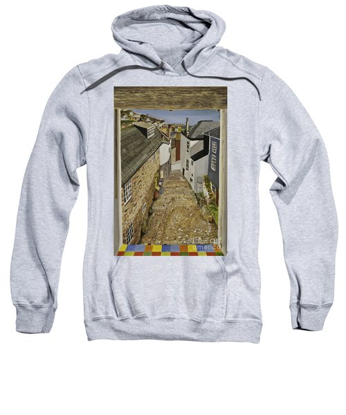 Myrtle Cottage View Sweatshirt