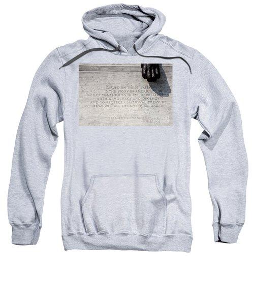National Law Enforcement Officers Memorial Sweatshirt