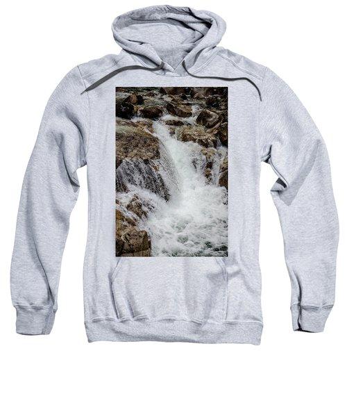 Naturally Pure Waterfall Sweatshirt