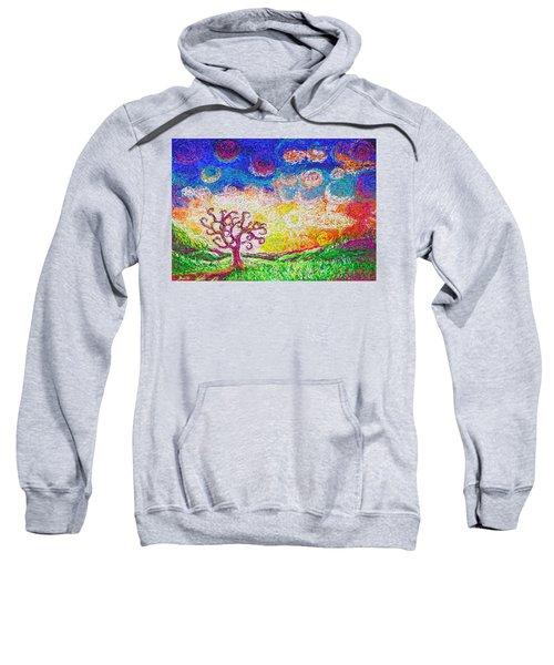 Nature 2 22 2015 Sweatshirt