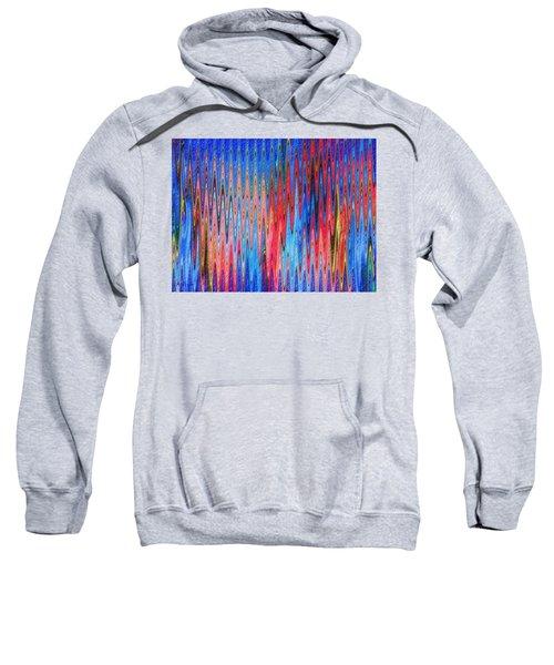 Natures Electrocardiogram Sweatshirt