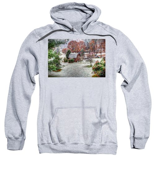New Fallen Snow Sweatshirt